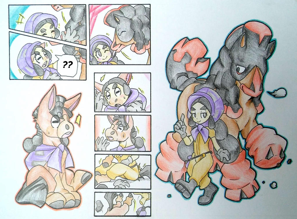 Hapu's Mudbray TF by FezMangaka