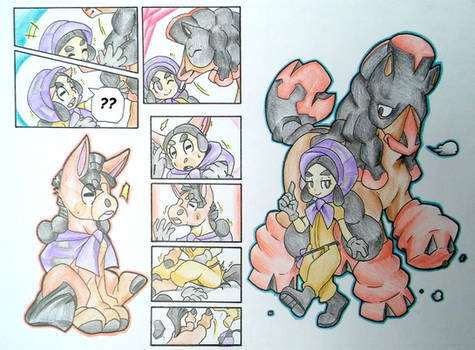 Young Elric brothers Pokemon TF [M Humans > M Plusle