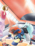Trouble in the Center: Nate's Keldeo TF