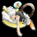 Sleepy TF: Noah's Alolan Raichu TF