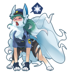 Cold Case: Officer Jenny's Alolan Ninetales TF