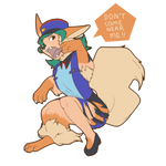 Promotion: Officer Jenny's Arcanine TF