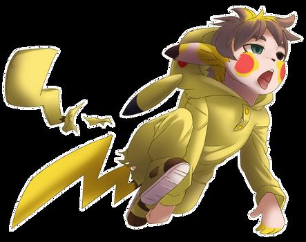 Dazed: Pokekid's Pikachu TF