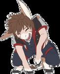 Bad Boy: Sora's Donkey TF