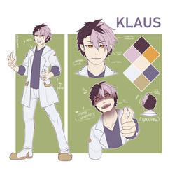 IT Vampire: Klaus