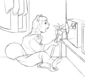 Recording Closet: Squirrel TF