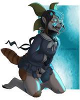 Degenerate: Tenko's Red Panda TF/TG