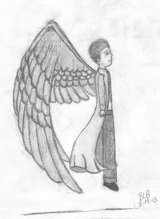 The Angel of Thursday by NinjaUnicorn13
