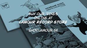 Buy our fanzines at shop.lamour.se
