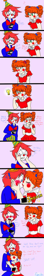 Ennard's Surprise (Fnaf sl comic)
