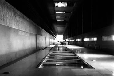 Station Portation Surrealization by techgnotic