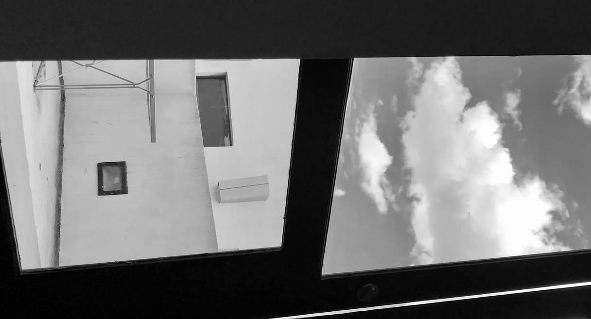 MIRROR SKY STILL LIFE HIGH by techgnotic