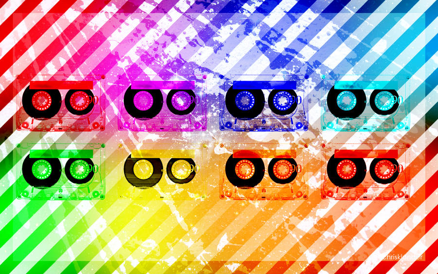 90s colors by chrisislt