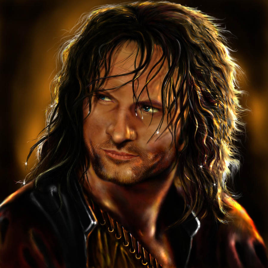 Viggo Mortensen by ~kserx on