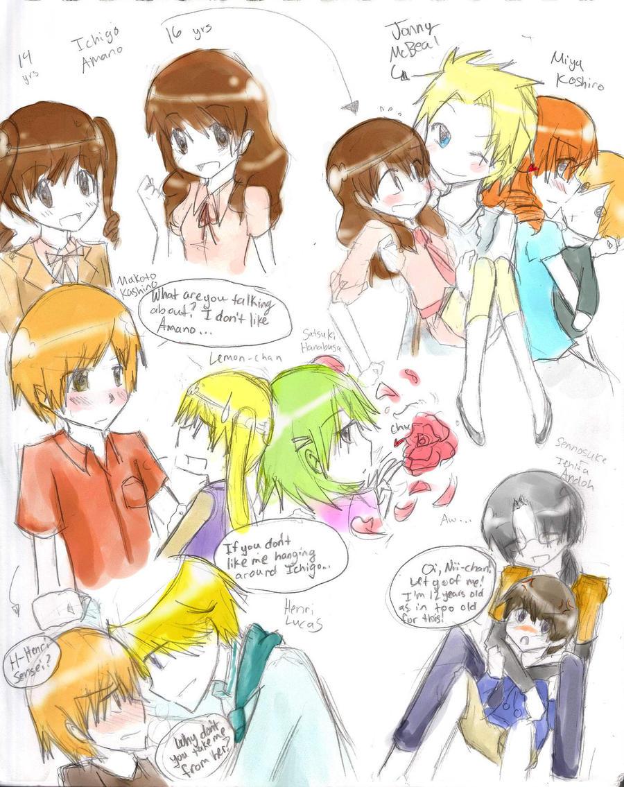 Yumeiro Patissiere Manga  Read Manga Online for Free!