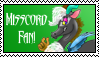 Misscord Fan Stamp by VexerRVixen