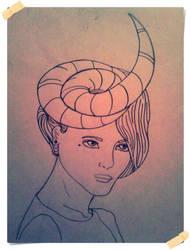 Capricornio Woman by SHINRA71