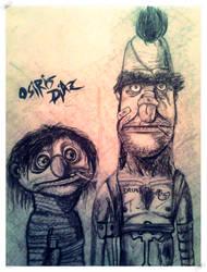 Bert y  Ernie