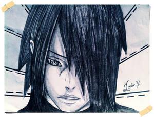 Sasuke - Naruto Gaiden 5