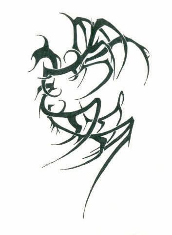 Half Dragon by Nivaeus