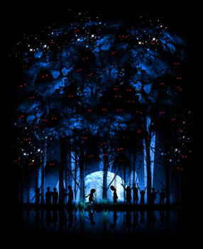 Creature Rule the Night