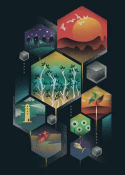 Geometrical Wonders