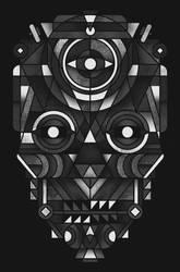 Geometrical Skull by dandingeroz
