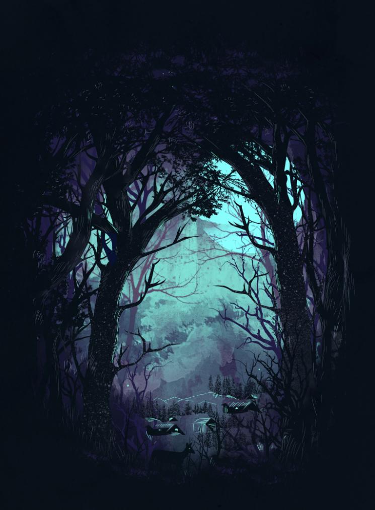 The Hiding Place by dandingeroz