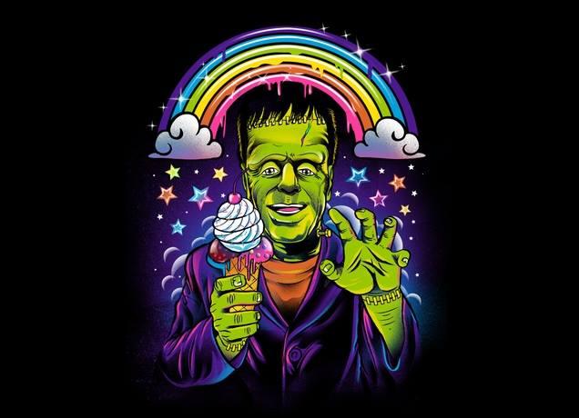 Lisa Frankenstein by dandingeroz