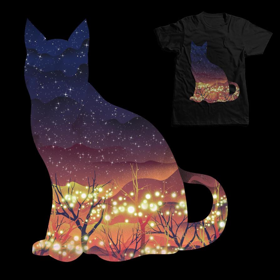 Cosmic Night by dandingeroz