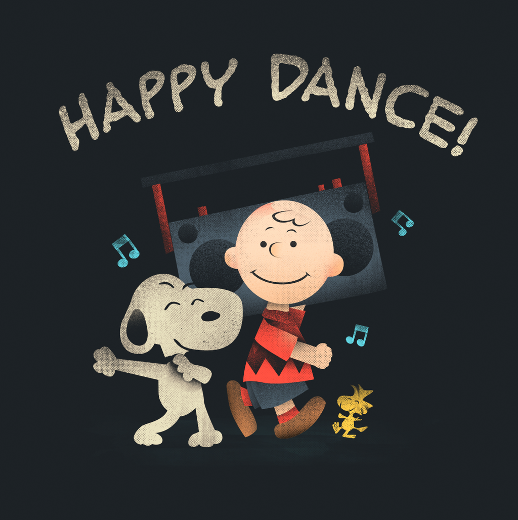 Happy Dance by dandingeroz