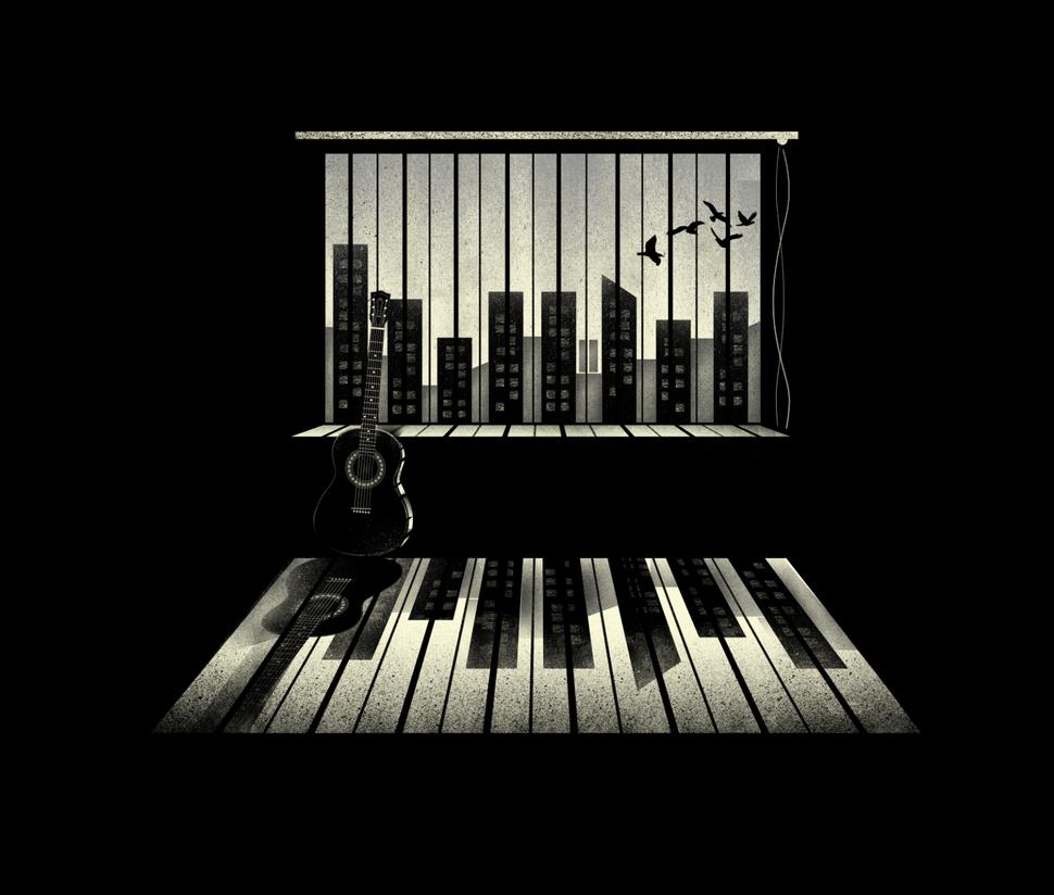 Music is Life by dandingeroz