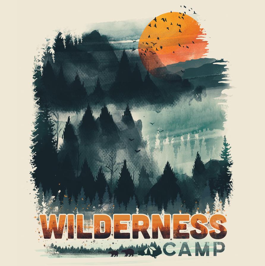 Wilderness Camp by dandingeroz