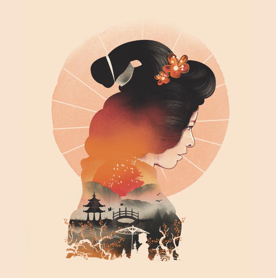 MEMOIRS OF THE RISING SUN by dandingeroz