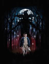The Monster by dandingeroz