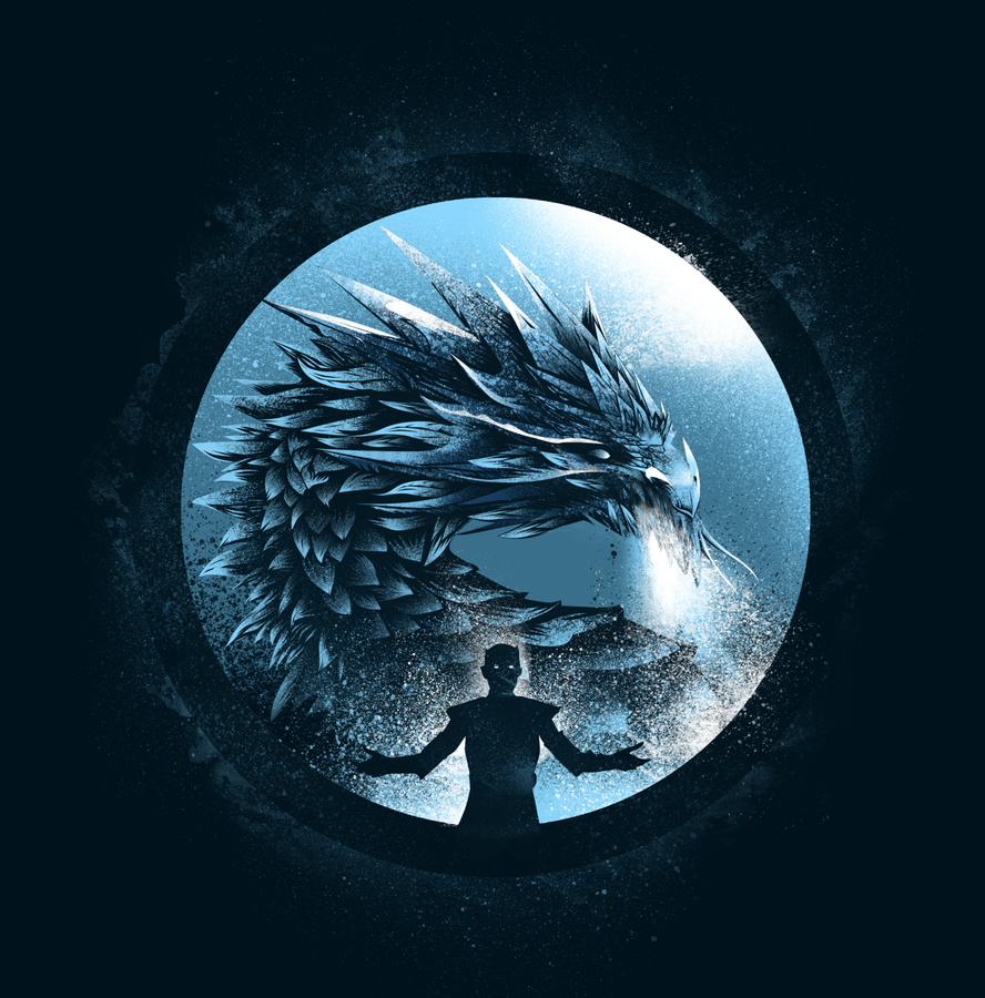 The Night King by dandingeroz