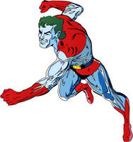 Captain Planet by Andy12345678