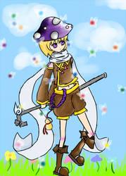 Mushroom Fairy Ivan