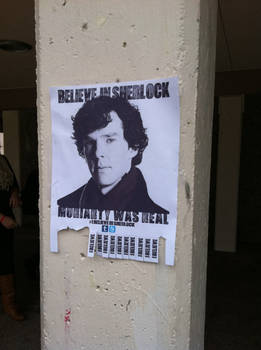 Danville CA Believes in Sherlock Holmes