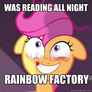 Scootaloo Factory by RSA101