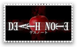 Death Note stamp by kaiser-Guille