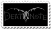 Death Note stamp 2 by kaiser-Guille
