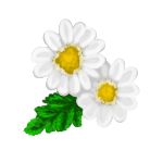 Feverfew by ReapersMenagerie