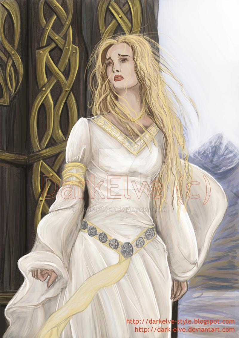Eowyn By Dark Elve On Deviantart