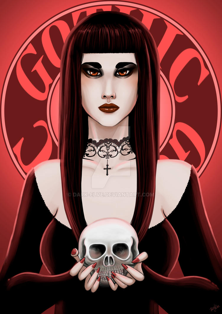 Gothic by Dark-Elve