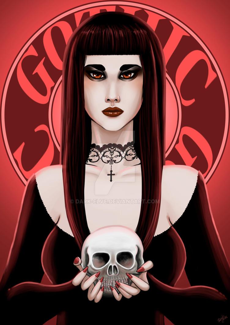 Gothic by Dark-Elve
