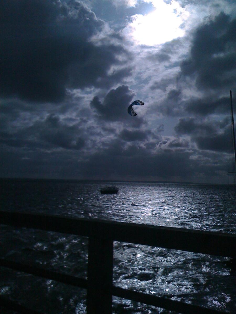 Sunshine at Puck Bay