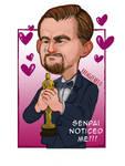 Leo won ya'll!