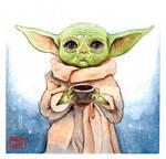 The Child aka baby Yoda by crash-burn-implode