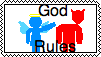 God Rules by EmoberryStudios
